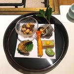 蔵 - コース料理 前菜