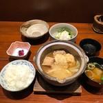 銀座2丁目ミタスカフェ - 日替わりランチ(1200円)