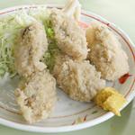 よしの食堂 - 料理写真:カキフライ