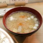 井泉 - トン汁はかなり美味しい