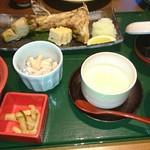 湯上りキッチン 一休 - 料理写真:焼き魚定食