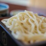 久下屋脩兵衛 - 料理写真:切麪(きりむぎ)