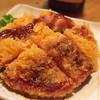 鳩 - 料理写真:ハムカツ