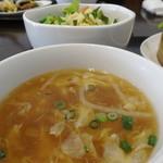 せろりや - スープ