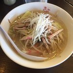 らーめん 伽羅 - 料理写真:タンメン