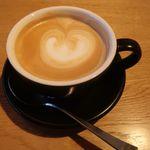 むさしの森珈琲 - カフェラテ