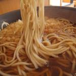 ゆで太郎 - そば麺リフト(2017.12.28)