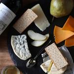 肉ビストロ 2986 - チーズの盛り合わせ(5種)