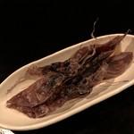 酒 龍馬 - ホタルイカの干物