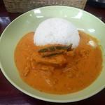Sido - 料理写真:チキンカレーマイルド・ご飯少なめ