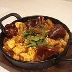 チャイニーズキッチン優真 - 愛の肉食麻婆豆腐