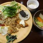 旬菜食健 ひな野 - ポトフが不味かった