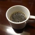 旬菜食健 ひな野 - 有機栽培コーヒー