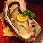 まん福亭 - 生牡蠣