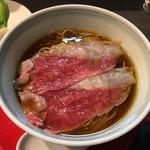 柳麺 呉田 - 料理写真:3周年限定「3年そば」1300円