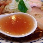 千葉房総 麺のマルタイ  - 比内地鶏の煮干らぁめん・大盛(680円)