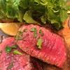 ビオテッカ - 料理写真:ご飯はありません。ステーキではありません。とにかくお肉をご堪能していただきたい