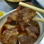 一休食堂 - 煮込定食(880円)