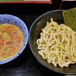 つけ麺専門店 二天一流 - 超絶濃厚W海老つけ麺(900円)並