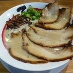 石田てっぺい - 料理写真:てっぺいチャーシューメン