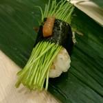寿司 魚がし日本一 - 芽ねぎ