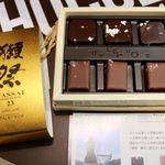 80589089 - 20180206獺祭チョコレート