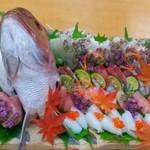 手打蕎麦 元禄 - 季節に応じて料理を致します。