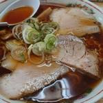 華丸ラーメン - 料理写真:あ肉ラーメン 大