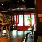 HEIMAT CAFE - 内観