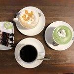 一ノ割珈琲工房 テンダラーズコーヒー - ドリンク写真: