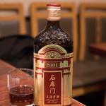 上海小吃 - 2018.2 石庫門 赤(2,000円→1,000円)上海の名紹興酒