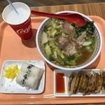 どうとんぼり神座 - 料理写真:店長おすすめセット