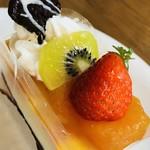 お菓子工房 菓樹 - 温州みかんのムース