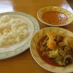 インディアン・レストラン ロタ -