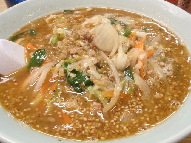 晴華 - 担々麺