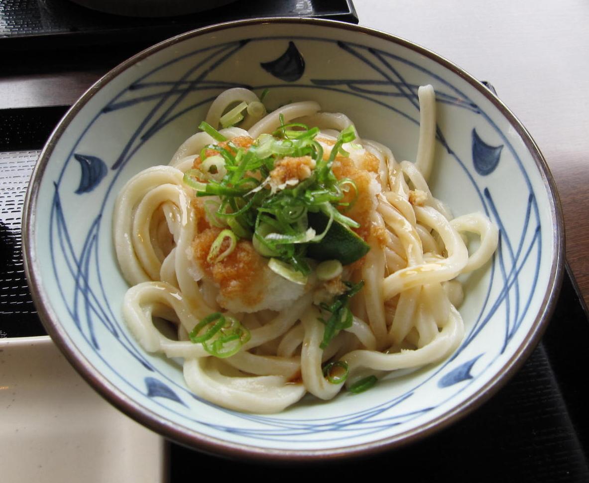 丸亀製麺 草加店