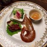 美食天堂 金威 - 前菜盛り合わせ