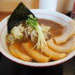 いばらき - 料理写真: らぁめん 650円 + チャーシュー 150円