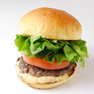 町田 ハンバーガー