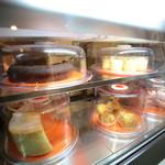 ドッグカフェ YAMATO - 日替わりのケーキもあります!
