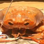 銀座 しのはら - 紅ズワイ蟹