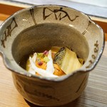 日本料理 きた川 - ☆胡麻豆腐