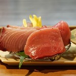 日本料理 きた川 - ☆鮪、鰤