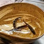 日本料理 きた川 - ☆ホンモロコ