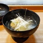 日本料理 きた川 - ☆スッポンのがんもどき