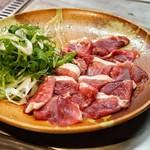 日本料理 きた川 - ☆猪肉
