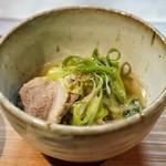 日本料理 きた川 - ☆猪汁