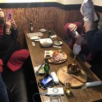 本格シュラスコ&新鮮お野菜食べ放題 NIKU ROCK-