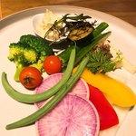 情熱の千鳥足CARNE - 野菜サラダ