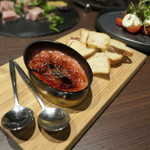KNOT - フォアグラと鶏レバーのムース